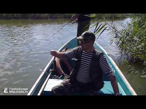 Астраханская рыбалка 2011 сентябрь
