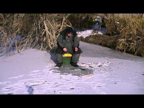 Зима на о Колочный 2