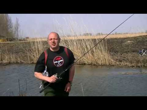 Рыбалка в апреле 2017, видео отзыв