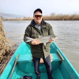 Рыбалка в апреле 2021