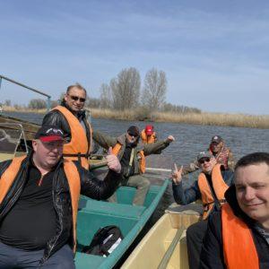 Фото отчет по рыбалке в апреле 2021