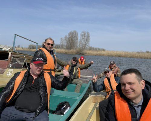 рыбалка в апреле в Астрахани Остров Колочный