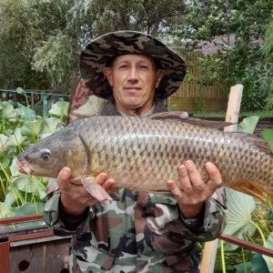 Сезон рыбалки 2021